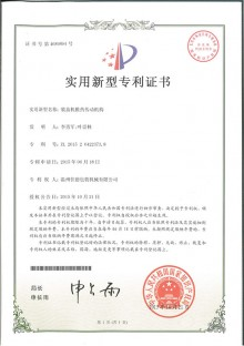 Cartoning Machine Certificate 12