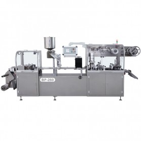 DPH-260 Roll Type Blister Packing Machine
