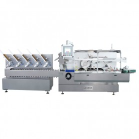 JDZ-260D High speed Sachet Cartoning Machine