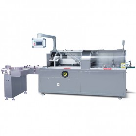 JDZ-100P Horizontal Cartoning Machine for bottle