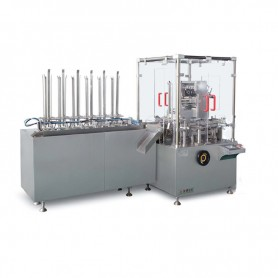 JDZ-120D Automatic vertical cartoning machine for sachet