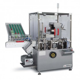 JDZ-120T Automatic vertical cartoning machine for condom