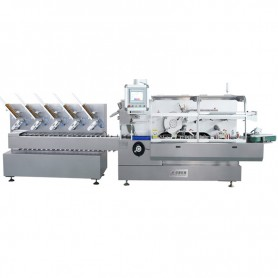 JDZ-260D High speed continuous cartoning machine for sachet