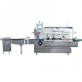 JDZ-260P High Speed continuous cartoning machine for bottle