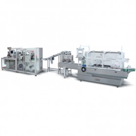JDZ-260DPH Blister and Cartoning Packaging Line for Tablet&Capsule