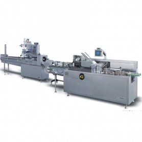 JDZ-FW-100 Automatic Cartoner Machine