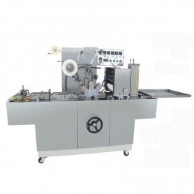 BTB-300A Cellophane Overwrapping Machine
