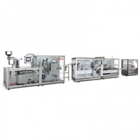 JPK-760 Blister Packing/Cartoning/Film Bundling Machine Line