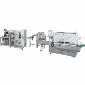 DPH-260S/JDZ-260 Blister and Carton Packaging Line