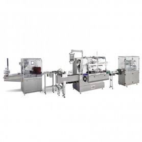 JRM-300 Automatic Flow Wrapping and Cartoning and cellophane wrapping Packaging Line