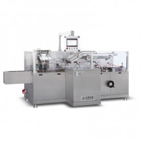 JDZ-180 Automatic Continuous Cartoning Machine