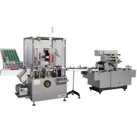 JDZ-120BT Condom Box Packaging Line