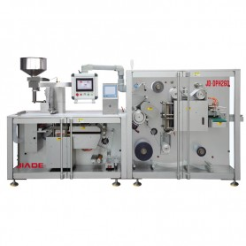 DPH-260-JDZ-260 Tablet&Capsule Blistering and Cartoning  Packaging Production line