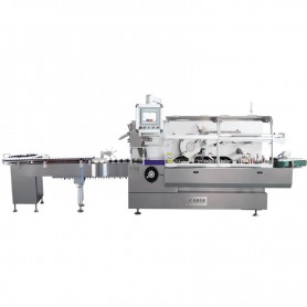 JDZ-260P High-speed Cartoning Machine For Bottle