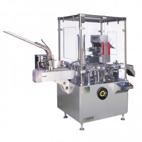 JDZ-120 VERTICAL BLISTER CARTONER MACHINE