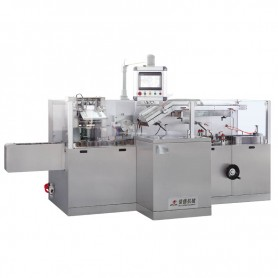 JDZ-180 Cartoner Machine for Tube Continuous Motion
