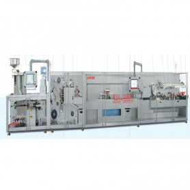 JDL-550S Full Servo High-Speed Blister-Cartoning Packing Line