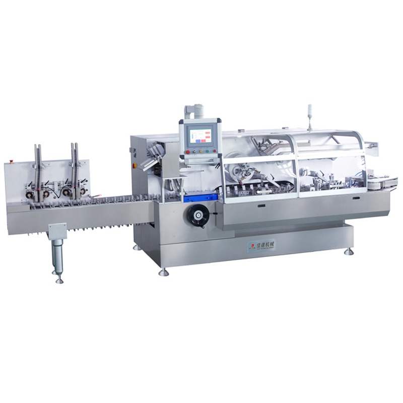 DPH-260-JDZ-260 Tablet&Capsule Blistering and Cartoning Packaging Production line 2