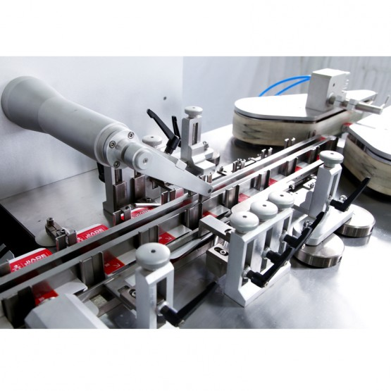 Maintenance Work of Automatic Cartoning Machine