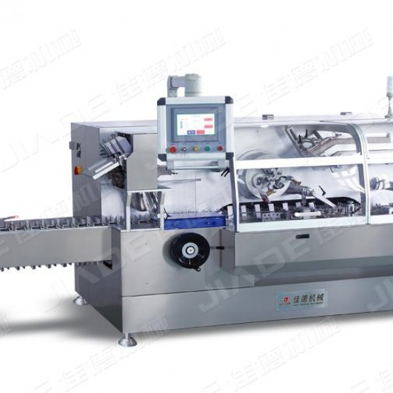 Advantages of fully automatic cartoning machine