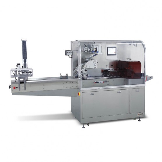 Introduction to the structure principle and advantages of aluminum-plastic plate cartoning machine